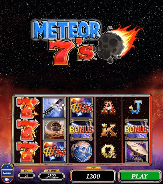 Meteor 7's Electronic Pull Tab