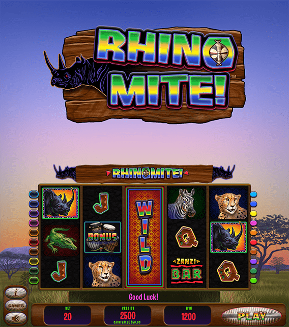 Rhino Mite Electronic Pull Tab