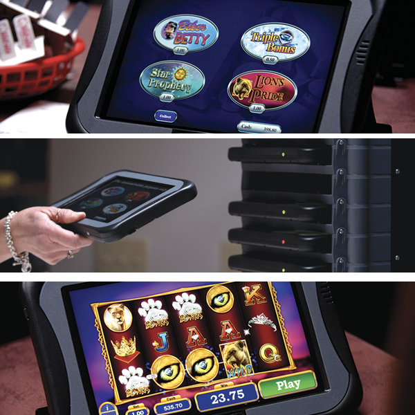 MaxFusion Handheld Tablets