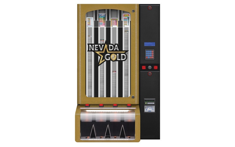 Nevada Gold II Pull Tab Dispenser