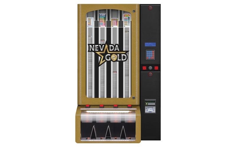 Nevada Gold II Pull Tab Dispenser