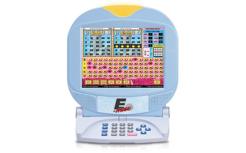 E-max Max10 Handheld Gaming Unit