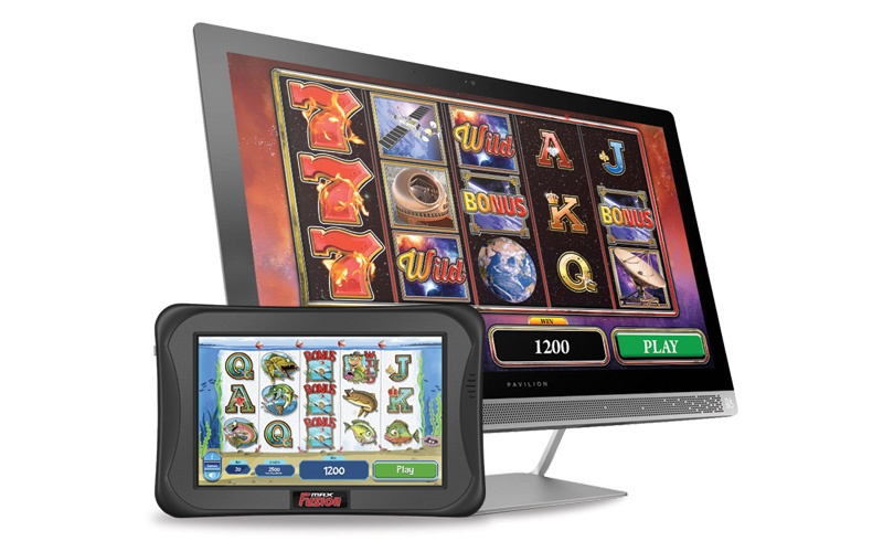 MaxFusion Mobile Electronic Pull Tabs