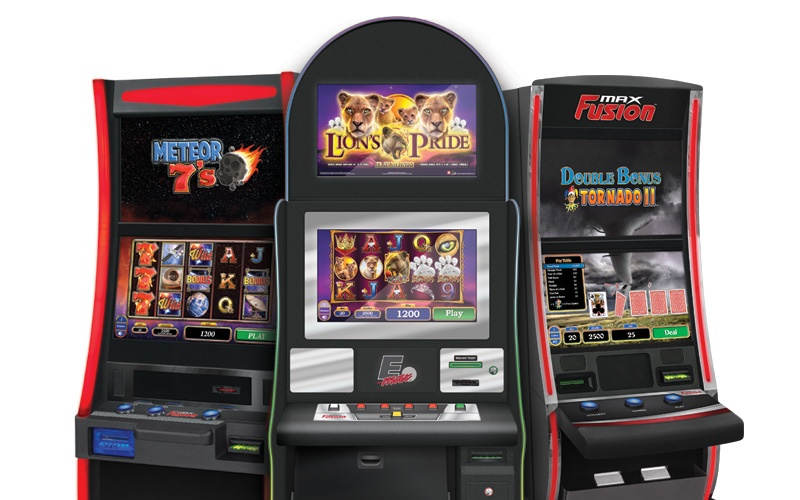 MaxFusion On-Demand Electronic Pull Tabs