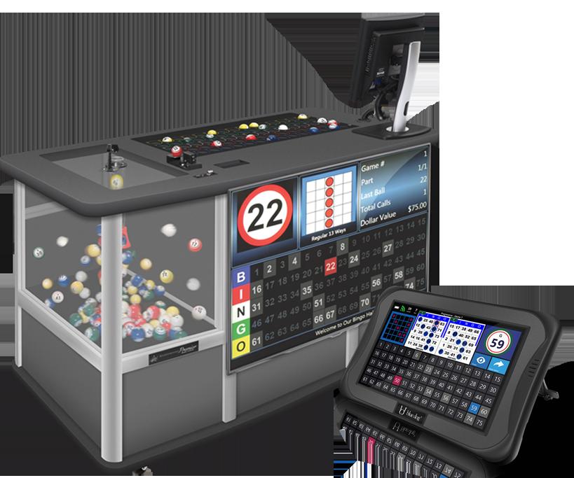 Arrow International Electronic Bingo Equipment