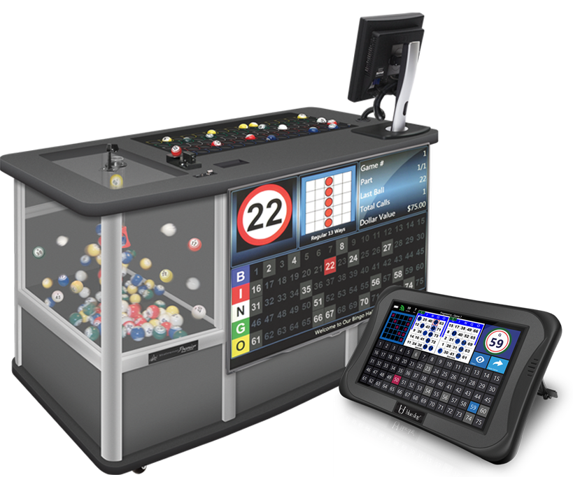 Arrow International Electronic Bingo Equipment