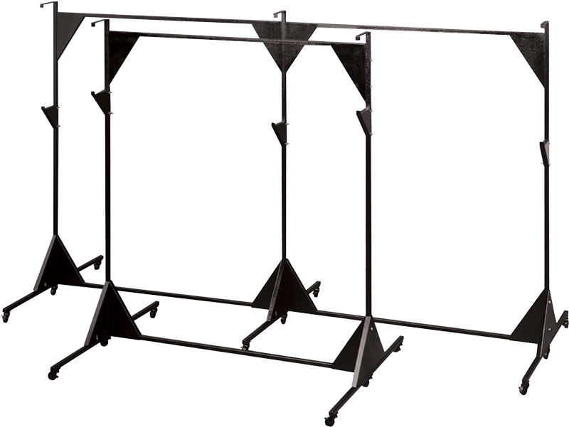 Flashboard Stands