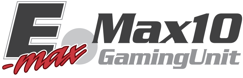 E-max Max10 Gaming Unit