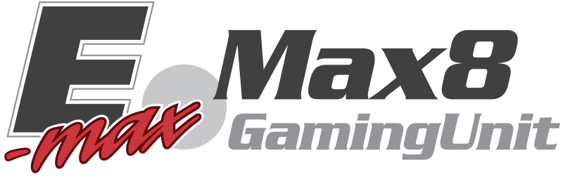 E-max Max8 Gaming Unit
