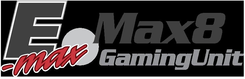 E-max Max8 Gaming Unit