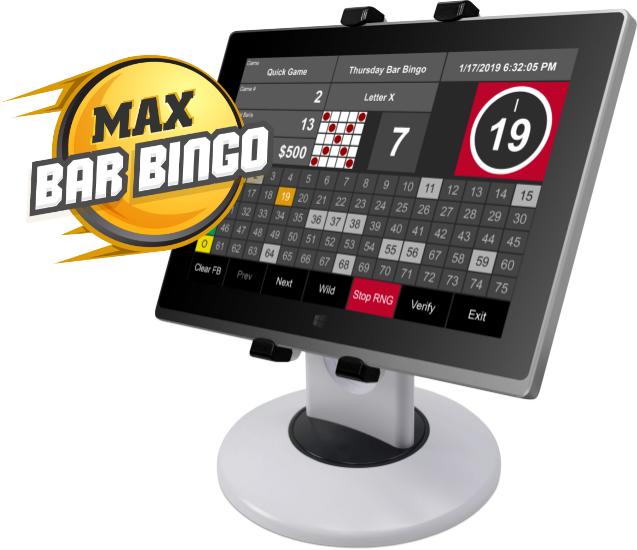 Max Bar Bingo Header
