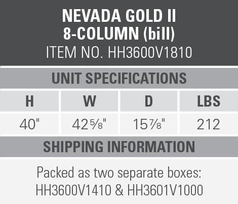 HH3600V1810 specs