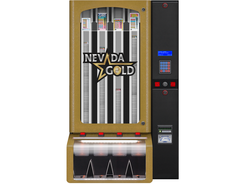 Nevada Gold - 4 Column