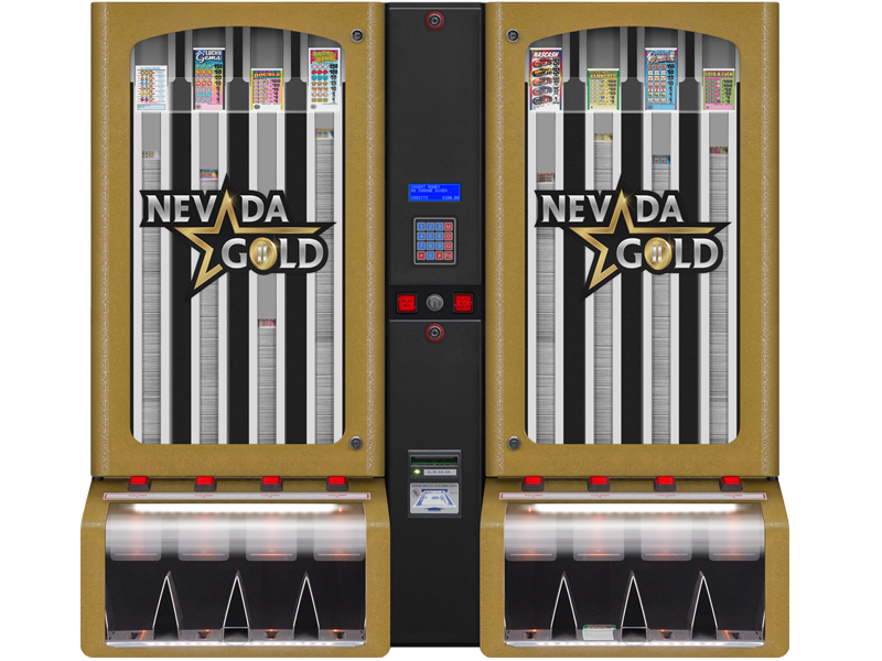 Nevada Gold - 8 Column