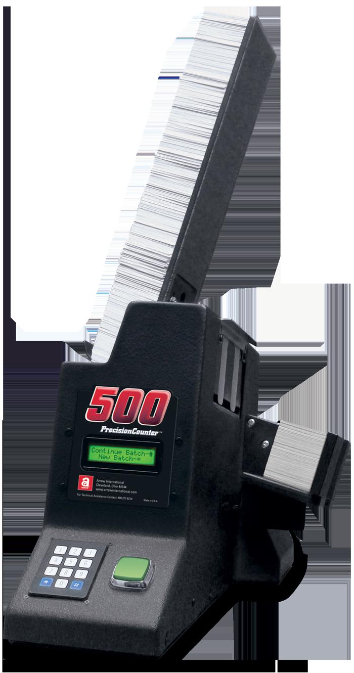 PrecisionCounter500 Ticket Counter