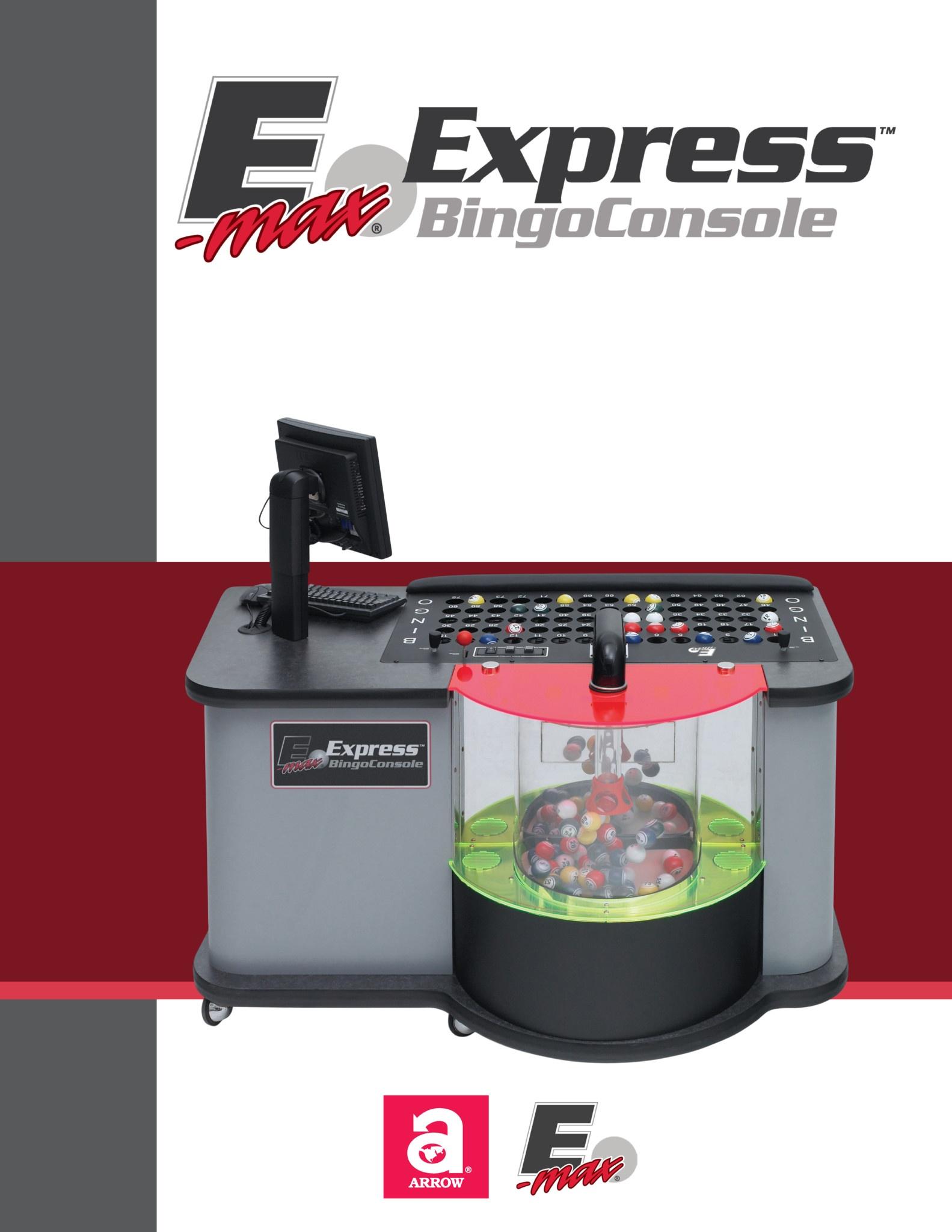 E-max Express Manual Equipment Manuals