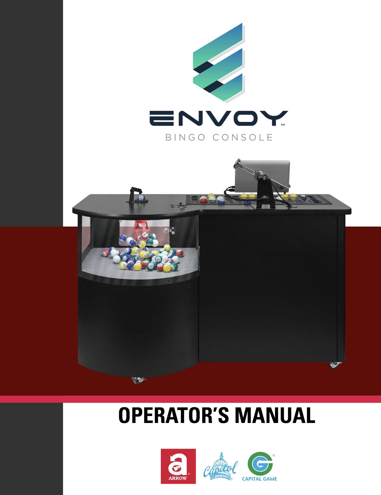 Envoy Manual Equipment Manuals
