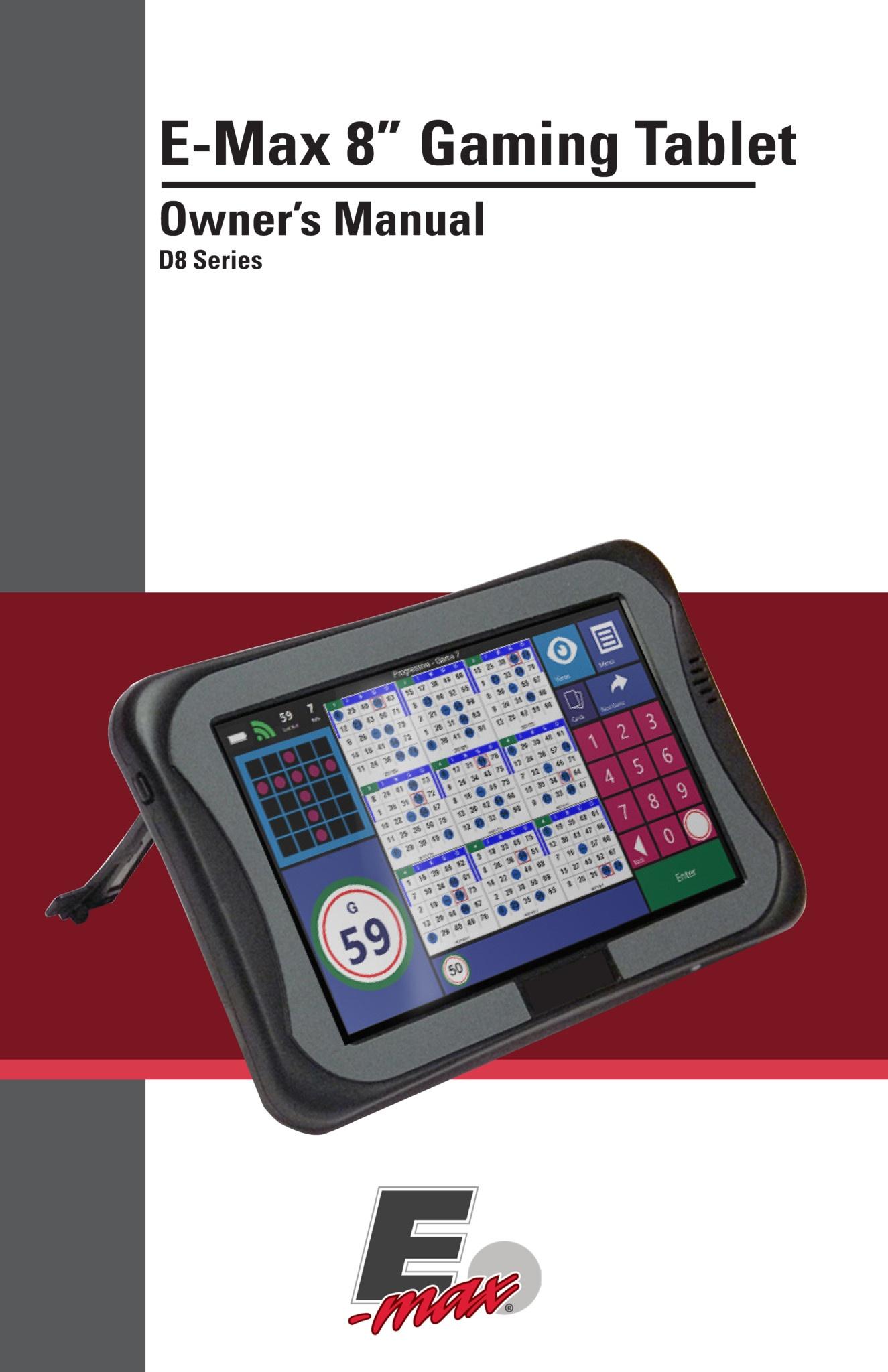 LD8 Manual Equipment Manuals