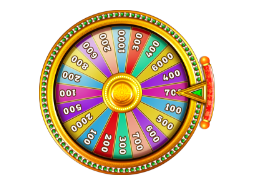 Chances to win wheel