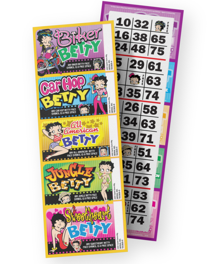 Strip Ticket Event Games